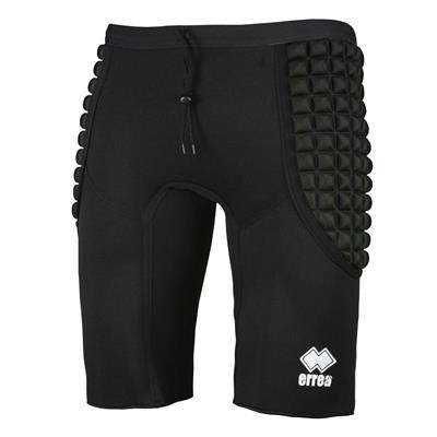 Errea Keepershort Cayman JR Zwart