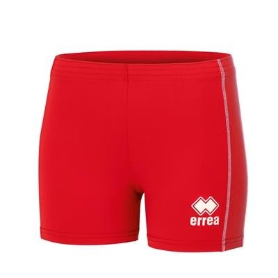 Errea Volleybalbroek Premier Short JR Rood