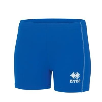 Errea Volleybalbroek Premier Short JR Blauw