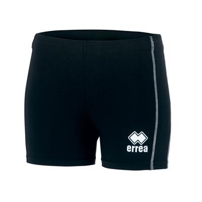 Errea Volleybalbroek Premier Short JR Zwart