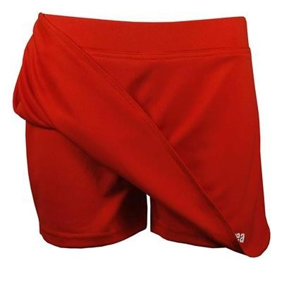 Errea Volleybalrok met short Ros JR Rood