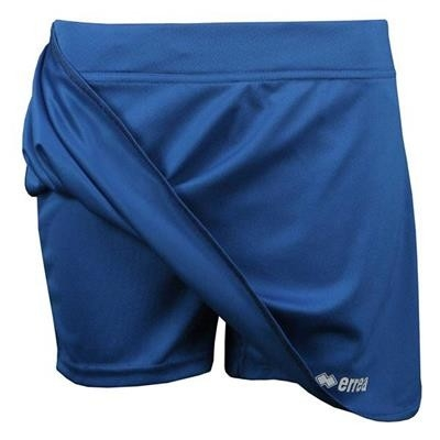 Errea Volleybalrok met short Ros JR Blauw