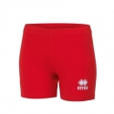 Errea Volleybalshort Volley Woman JR Rood