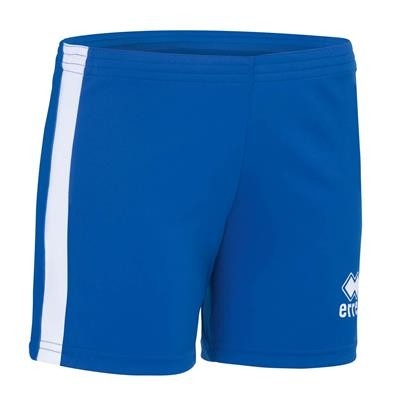 Errea Volleybalshort Amazon Woman Blauw Wit