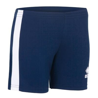 Errea Volleybalshort Amazon Woman JR Navy Wit
