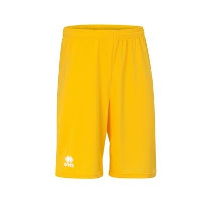 Errea Basketbalshort Dallas Geel