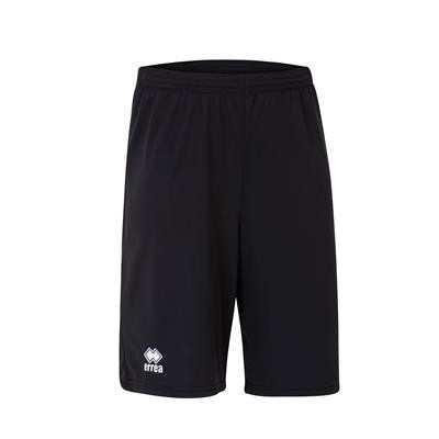Errea Basketbalshort Dallas JR Zwart