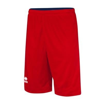 Errea Basketbalshort Double Chicago Rood Navy