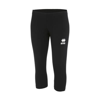Errea Leggings Douglas 3.0 JR Zwart