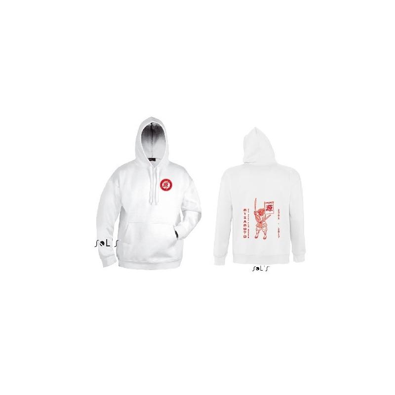 Sol's Slam hooded kids sweater-Myjamoto