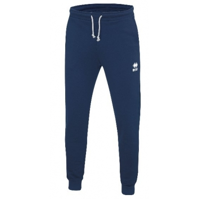 Erreà Denali joggingbroek unisex -jun - navy-SMD Running
