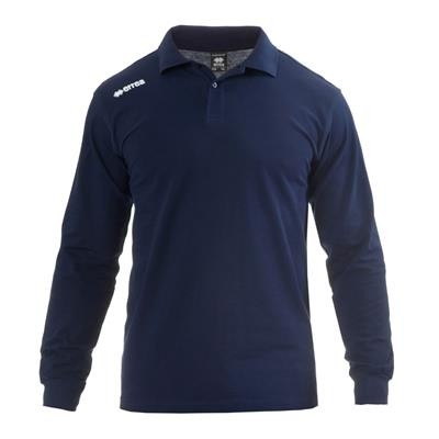 Errea Polo Team 2012 LS Navy