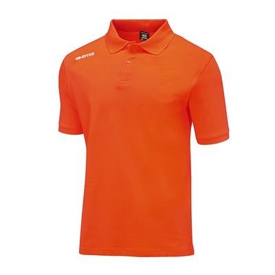 Errea Polo Team 2012 SS JR Oranje