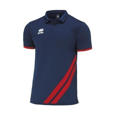 Errea Polo John SS JR Navy...