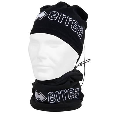 Errea Neck-Warmer Jumar Jr Zwart Wit