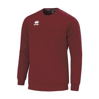 Errea Jacket Spirit Jr Maroon