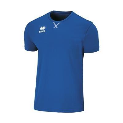 Errea T-Shirt Professional 3.0 S/S Ad Blauw