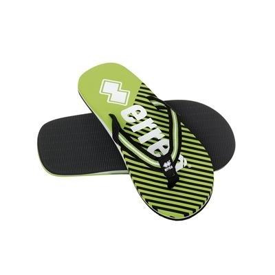 Errea New Bahia Flip Flop Fluogroen Zwart