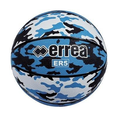 Errea Ber5 Ball Blauw Navy Wit