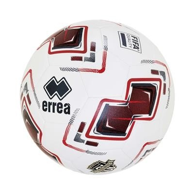 Errea Stream Anniversary Ball Wit Navy Rood