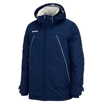 Errea Iceland Jacket  Jr Navy