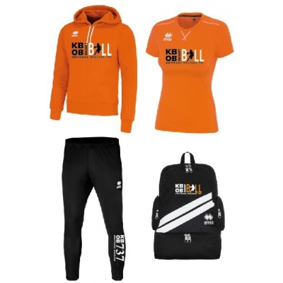 Season pack 3 (orange/black) KBOB