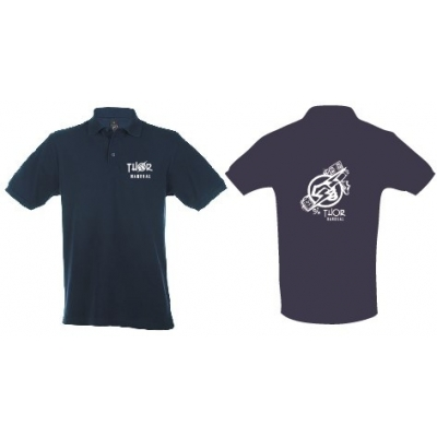 Thor Handbal - Perfect polo- heren-french navy