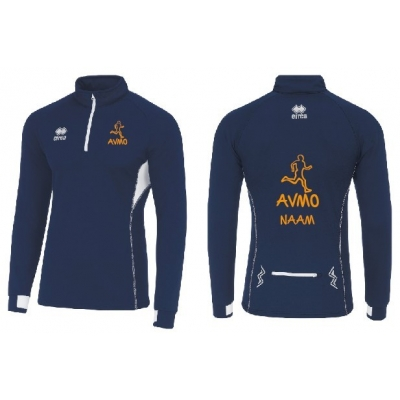 Errea Fartlek Top AVMO - navy