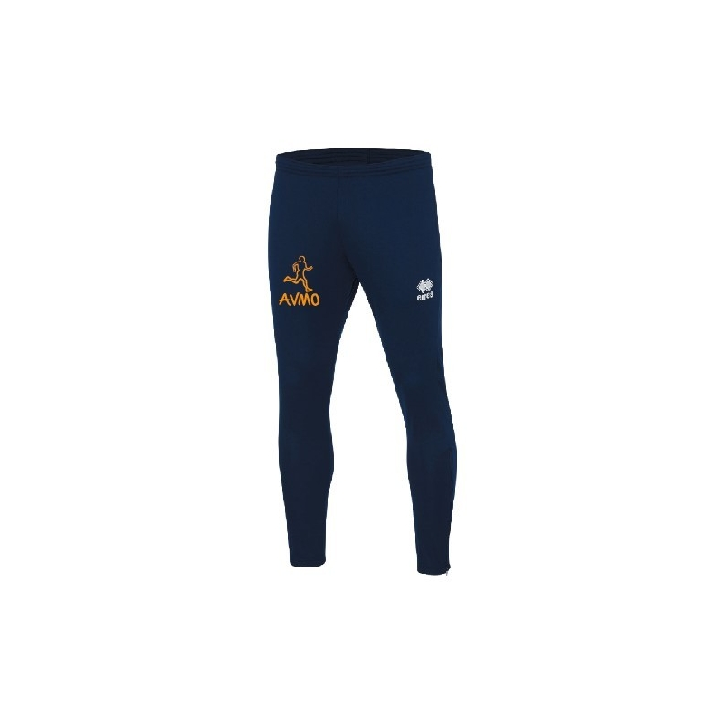 Erreà Flann warming-up broek navy AVMO
