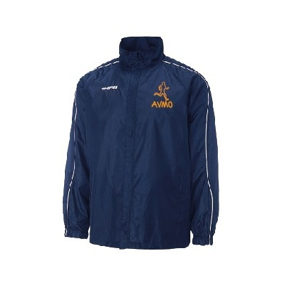 Erreà Basic rain jacket- navy AVMO
