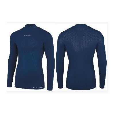 Erreà 3D wear Daryl thermo shirt LM - navy - AVMO