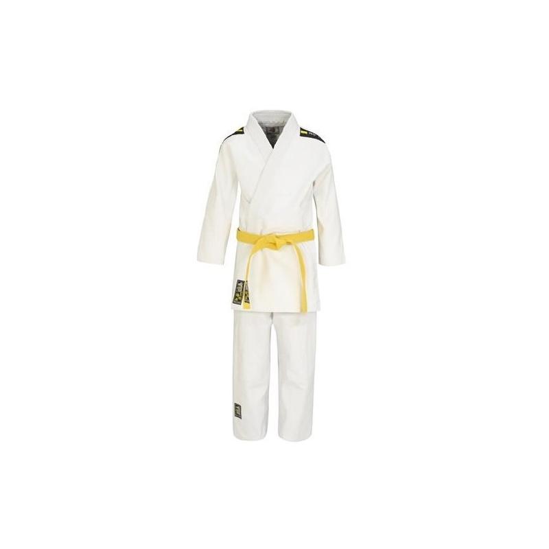 Matsuru judopak Juvo - wit-jongens-maat 130