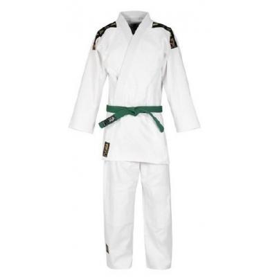 Matsuru judopak Club - wit-maat 140