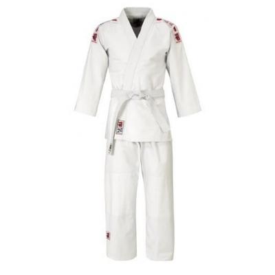 Matsuru judopak Juvo - wit-meisjes-maat 130