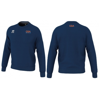 Erreà Skye 3.0 sweat CQA  - navy