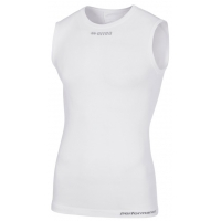 Erreà 3D Thermo Enya sleeveless shirt  - wit