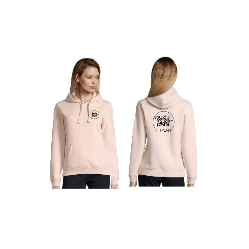 Sweater Body & Beast - dames-rose