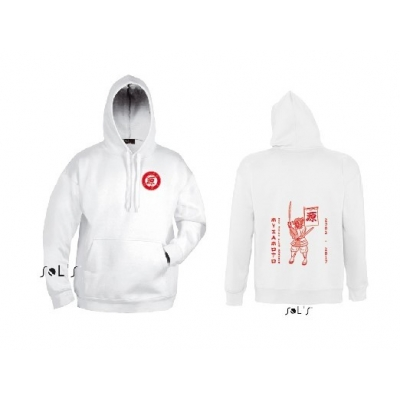 Sol's Slam hooded sweater-Myjamoto